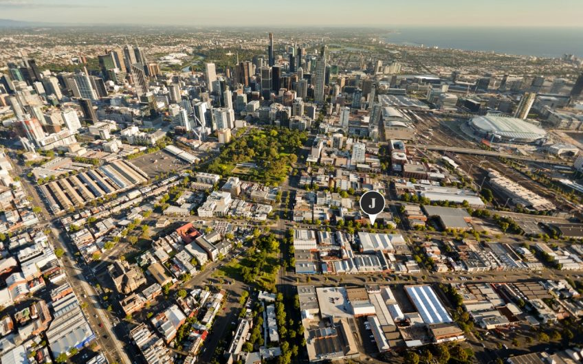 Permit Approved Development Site on the Doorstep of Melbourne's CBD