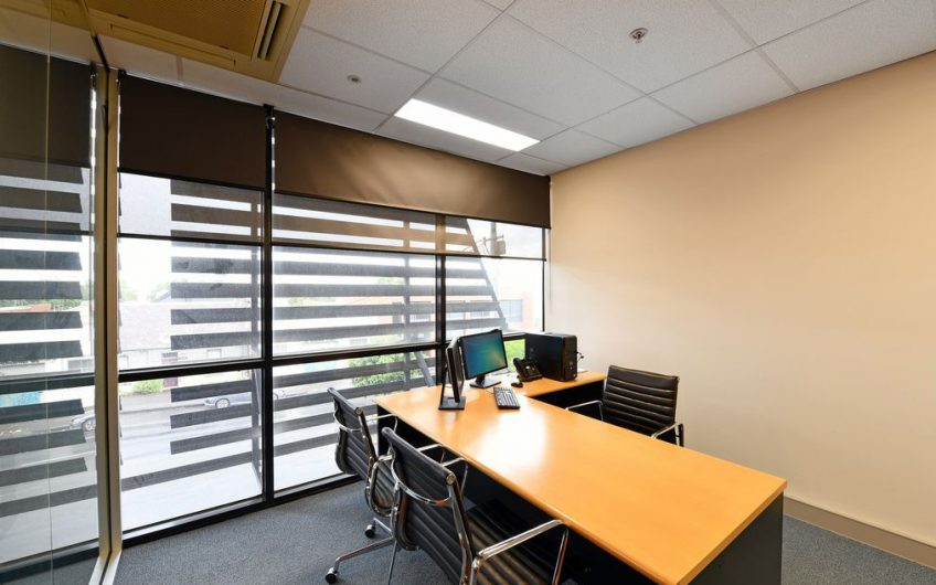Securely Leased Light Filled Office Investment