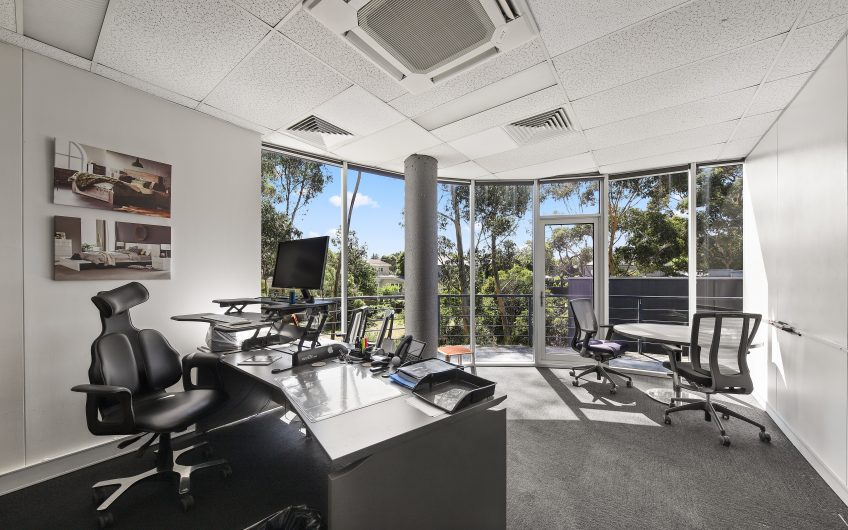 A Secure, Self Sufficient & Standalone Office in a Prime Suburban Location!