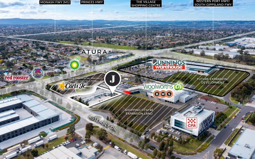 Trophy & Jewel in the Crown Suburban Investment with 15 Year Lease, Adjoining Woolworths, Bunnings & The Village Shopping Centre plus more!